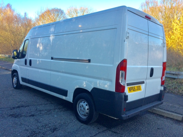 Peugeot Boxer 2.2 HDI LWB High Roof Panel Van (Choice)